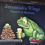 Jeremiah's Tavern - cool art!