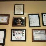 Jeremiah's Tavern - lots of awards!