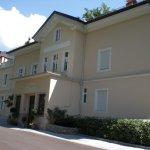 Residence Diana  und Parkplätze