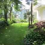 Mediteraner Garten von Residence Diana in Meran
