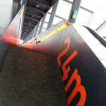 Ende der Treppe