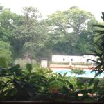 View from the Machan restaurant