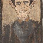 Pietro Ghizzardi - Autoritratto 1968