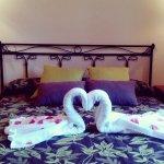 Un súper detalle de parte del hotel!!! Muchísimas gracias Ivan y familia!!!☺
