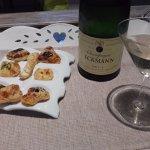 Apéritif au Champagne