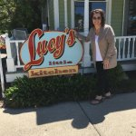 Lusia at Lucy's