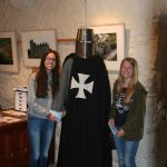 Meeting a Norman Knight