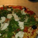 Great pizza gluten free