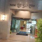 Hotel Sunlite Shinjuku Foto