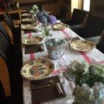 Repas de famille - 1 er étage