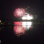 MK fireworks from Narcoossee's