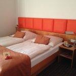 Foto de Acora Hotel und Wohnen Dusseldorf