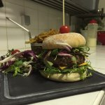 Le burger Maritima