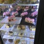 Armoire de desserts