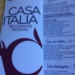 Photo de Restaurant Pizzeria Casa Italia