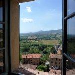 Appartamento La Tosca - panorama dalla camera