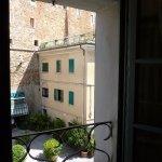 Appartamento La Tosca - panorama dal soggiorno
