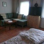 Zimmer 1 mit Sitzecke