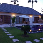Villa Santai with pool, 2 bedroom