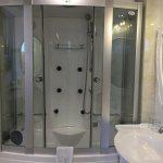 Fancy, space shower