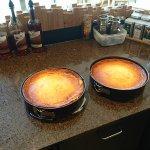 Home made Cheesecake