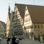 Deutsches Haus 25 years ago....