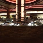 This Is A Picture Of The Dessert Bar
