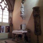 La cappella del Saint Curè d' Ars