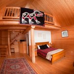 Loft Chalet interior