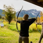 Practice your archery skills