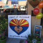Heart of Arizona Art & Flowers Boutique