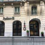 Photo de Radisson Blu Hotel Champs Elysees, Paris