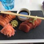 Perfekter Lachs und Thunfisch...
