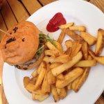 Original Burger Foto