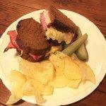 Feature Sandwich - The Reuben