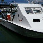 Dive Boat Hapa