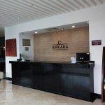 Recepcion Hotel Ankara