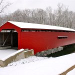 Gilpins Covered Bridge