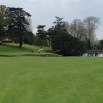 picturesque par 5 followed by a tricky par 3 with 160 yard carry over a pond to a small green