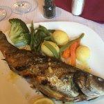 Delicious!! Sea Bass
