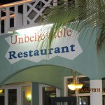 About to Enter Unbelievable Restaurant , My Favorite in Bonaire !