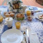 la colazione abbondante e salutare