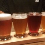 Beef Flights - Good Beer Selection