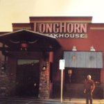 Longhorn's great food