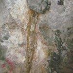 rastro de metales en la mina del nopal