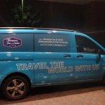 Shuttle Van Available