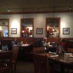 Interior of restaurant. Very nice...