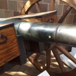 Canons and the civil war!!