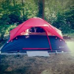 Loved camping here!!! Will def be coming back again when we go to kentucky