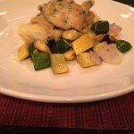 Chicken Scallapini